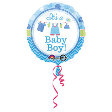 It´s a Baby Boy Folieballon - 43cm