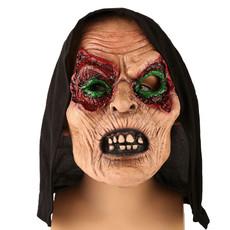 Masker Heks Horror Latex