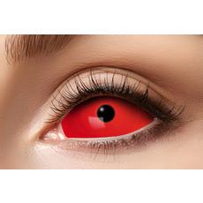 Sclera Rode  lenzen