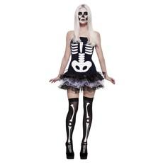 Fever Skelet pak vrouw