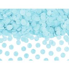Lichtblauwe Sky blue Confetti 15gr