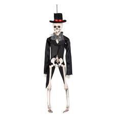 Hangdecoratie Skelet Bruidegom (43cm)