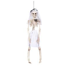 Hangdecoratie Skelet Bruid (40cm)