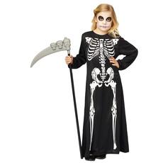 Jurk Skelet Lang Meisje