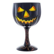 Wijnglas Halloween 18cm