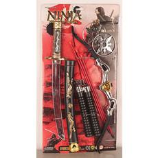 Ninja set 9-delig
