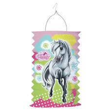 Paarden Lampion 28cm