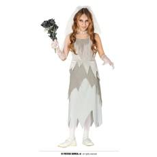 Bruid Spook Kostuum Kind