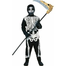 Skeleton jumpsuit kind