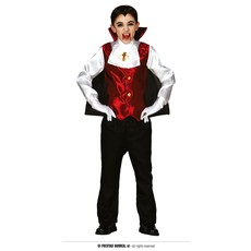 Graaf Dracula Kostuum Kind