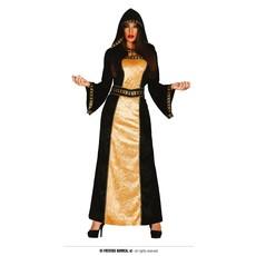 Duistere Priesteres Jurk Halloween