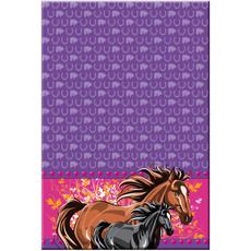 Paarden Tafelkleed Trendy 130x180 cm
