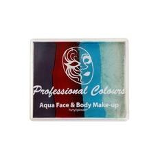 Aqua Face & Body Make Up 4 Kleuren (50gr)
