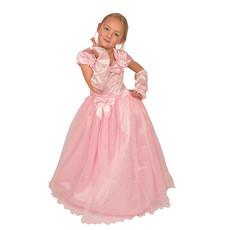 Prinsessenjurk Elizabeth Meisje Roze Premium