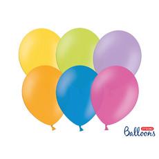 Ballonnenmix Pastel Kleuren 30cm (50st)