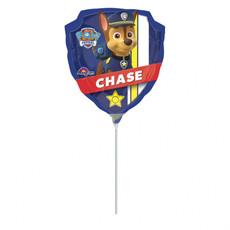 Folieballon Paw Patrol Chase Mini (28cm)
