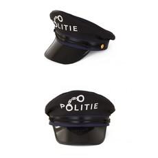 Politie pet kind