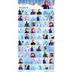 Frozen II Stickervel