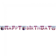 Letterslinger Happy Birthday Frozen II (2m)