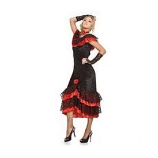 Flamenco danseres kostuum