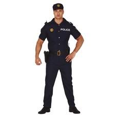 Amerikaans Uniform Politie Heren