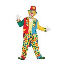 Clown Kostuum Melvino Volwassenen