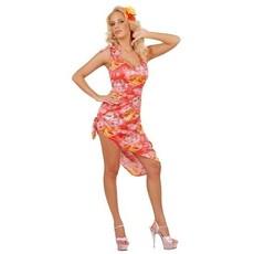 Hawaii kostuum vrouw Aloha