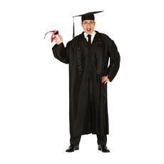 Geslaagde Student Kostuum Zwart