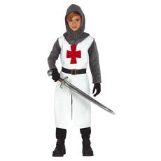Tempelier Ridder Kruisvader Kind