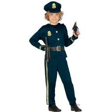 Politie kostuum kind budget