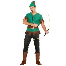 Robin Hood Kostuum Man