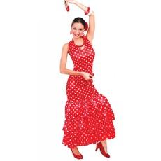 Flamenco danseres jurk vrouw