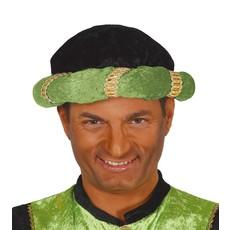 Groene tulband Sultan