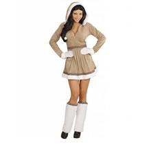 Sexy Eskimo pakje vrouw
