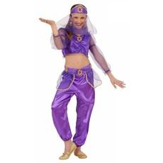 Arabisch kostuum meisje