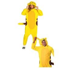 Pikachu onesie volwassen