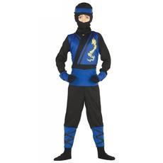 Ninja pakje kind blauw populair