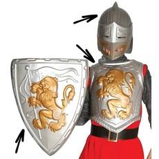 Ridderset kind Middeleeuwen 3-delig