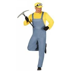 Minion kostuum man