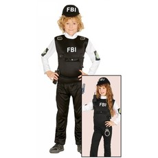 FBI agent kostuum kind