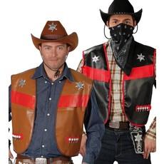 Cowboy Gilet Heren