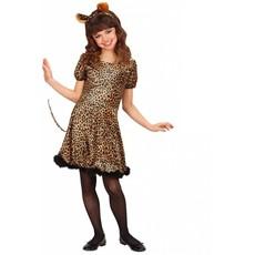 Luipaard kostuum kind
