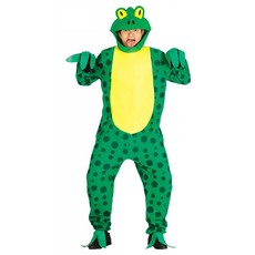 Kikker Kostuum Jumpsuit Man