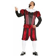 Renaissance Kostuum Man