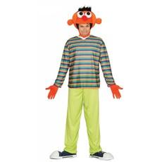 Ernie sesamstraat pak