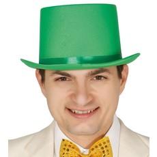 Hoge hoed groen