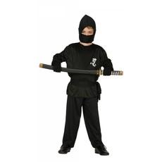 Ninja pakje kind zwart budget