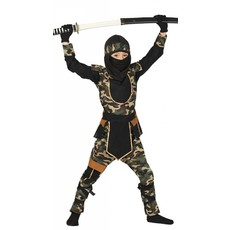 Commando Ninja pak