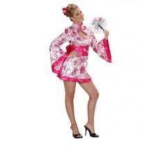 Carnavalskostuum Geisha