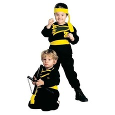 Kleine ninja kostuum Reptile